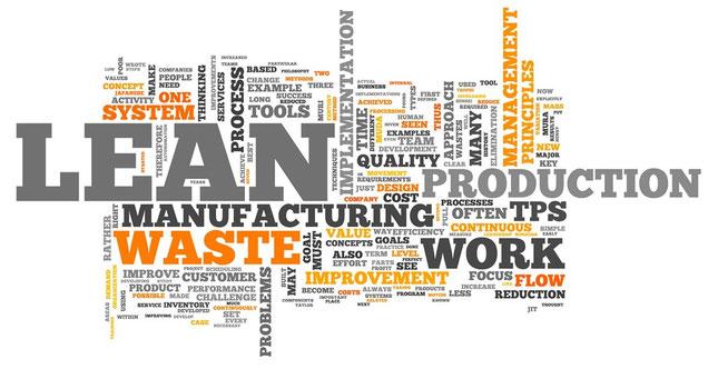 Consulenza lean, lean managment, lean production, gestione snella della produzione