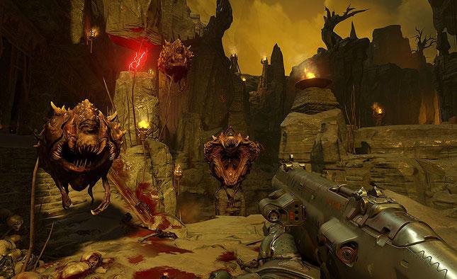 PS4 Spiele 2016: Doom