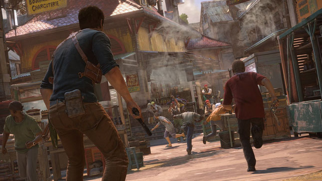 PS4 Spiele 2016 - Uncharted 4: A Thief's End