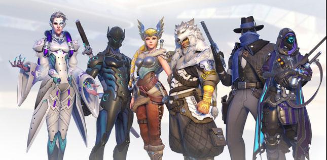 Beste Shooter Spiele: Overwatch