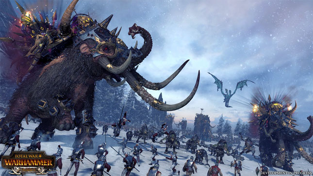 Beste Strategiespiele: Total War: Warhammer 2