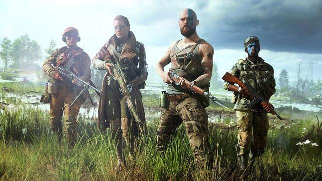 Online Spiele: Battlefield 5
