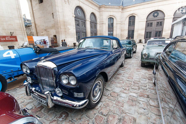 Bentley S3 Continental Cabriolet châssis n° BC4LXA