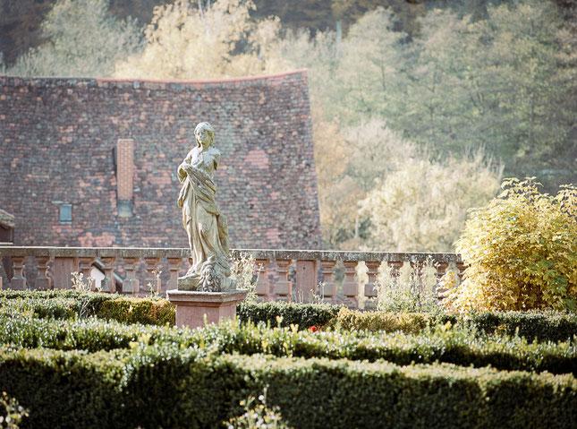 Abteigarten Kloster Bronnbach