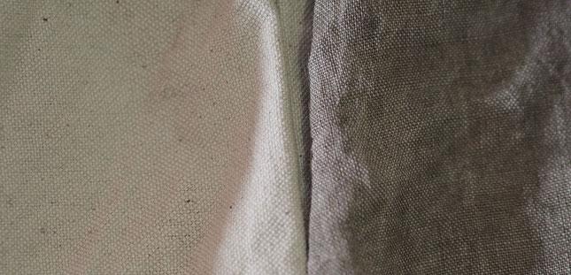 オリーブ帆布の可能性