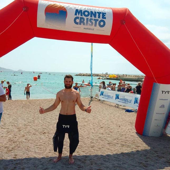 défi montecristo natation swim TYR