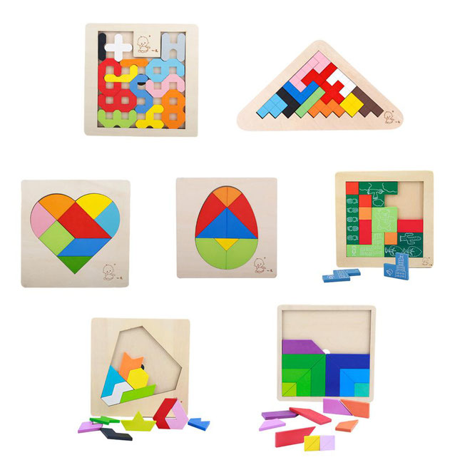 fiesta puzzle montessori