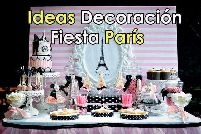 ideas fiesta paris