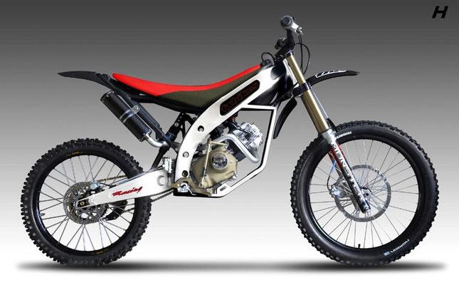 FX Bikes Mountain Moto