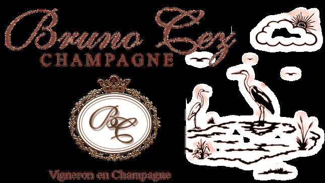 Champagne Bruno Cez. Vigneron en Champagne