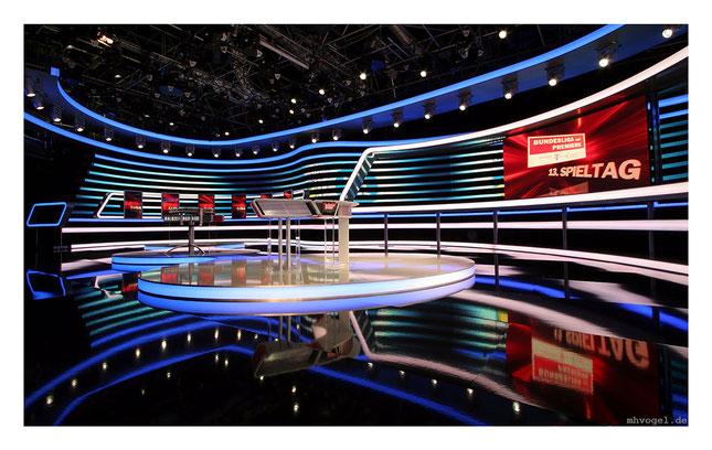 the premiere tv studios, munich.DE // photo and copyright by manfred h. vogel / mhvogel.de