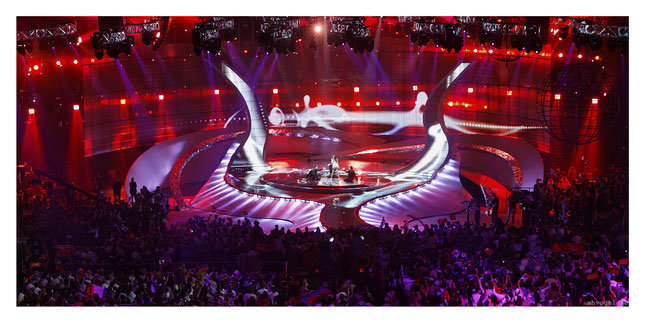 the eurovision song contest, beograd.RS // photo and copyright by manfred h. vogel / mhvogel.de