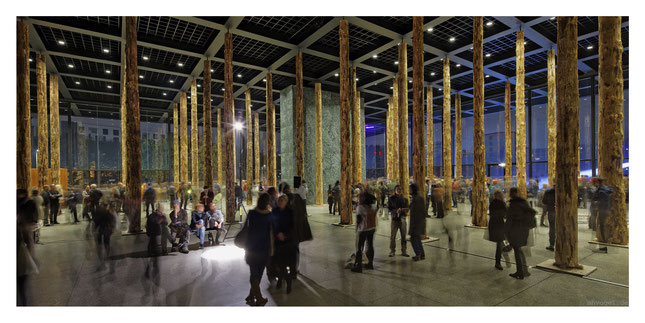 festival of future nows @ neue nationalgallerie // photo and copyright by manfred h. vogel / mhvogel.de