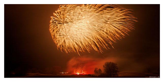 fireworks // photo and copyright by manfred h. vogel / mhvogel.de