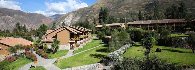 Hotels im Heiligen Tal finden mit PERUline