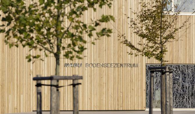 Das neue Zuhause für den NABU am Bodensee - Foto: GUTEX/M. Granacher