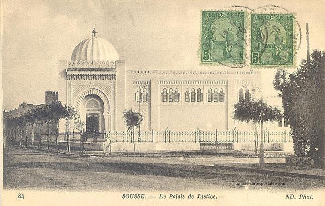Le palais de Justice