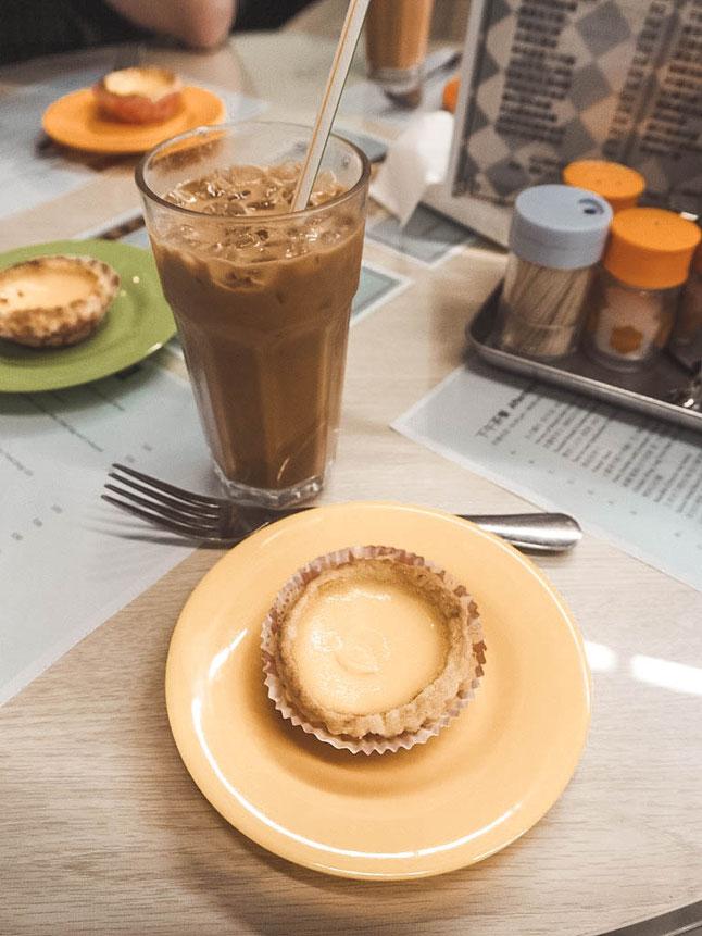 best milk tea Hong Kong