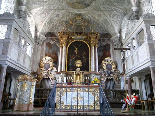 Wallfahrtskirche Hl. Blut