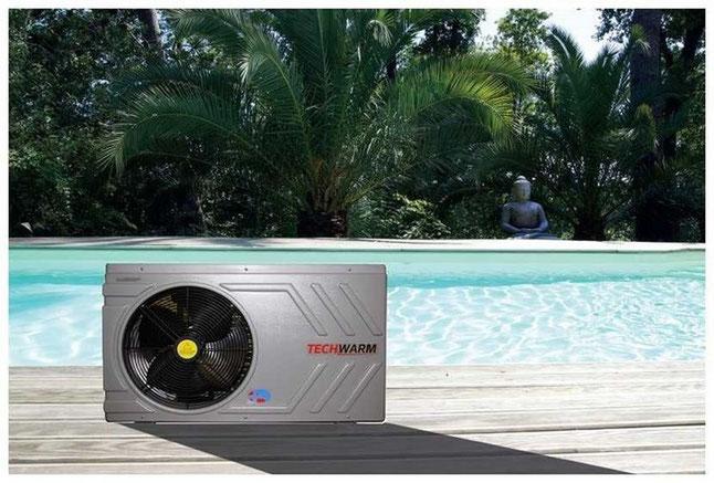 Installateur de pompe à chaleur piscine 82, 31, 81,  Montauban, Toulouse, Fronton