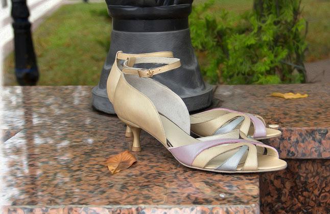 свадебные туфли 4 5 6 см каблук Киев Москва