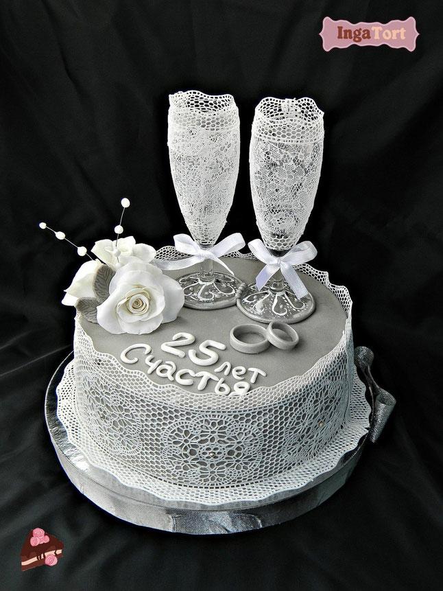 помощью серебряная свадьба торты картинки этих женщин называли