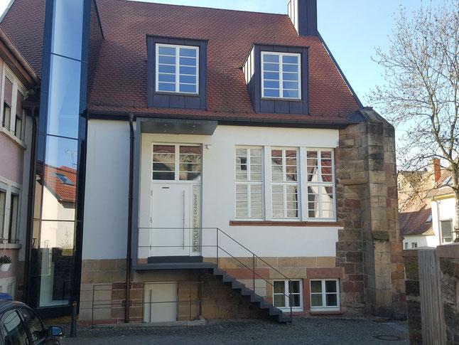 Altstadtrundgang Otterberg, Alte Abtei