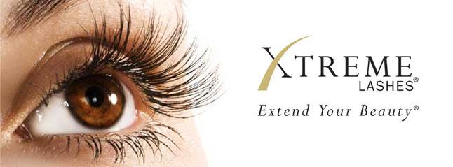Wimpernverlängerung mit Xtreme Lashes