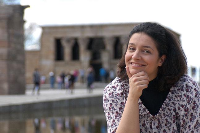 Soy concertista de piano y profesora, plaza que conseguí por oposición en el 2010 en la Comunidad de Madrid