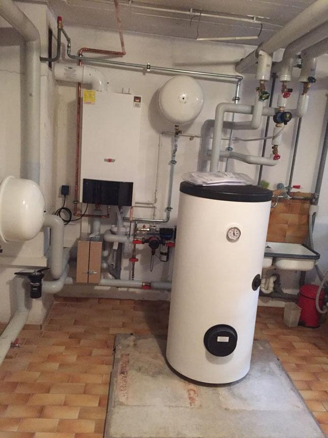 Heizkessel tausch Firma in München Sanitär, Heizung