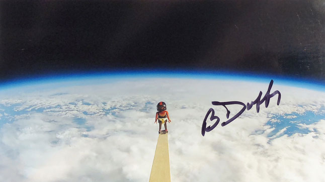 Autograph Brian Duffy Autogramm