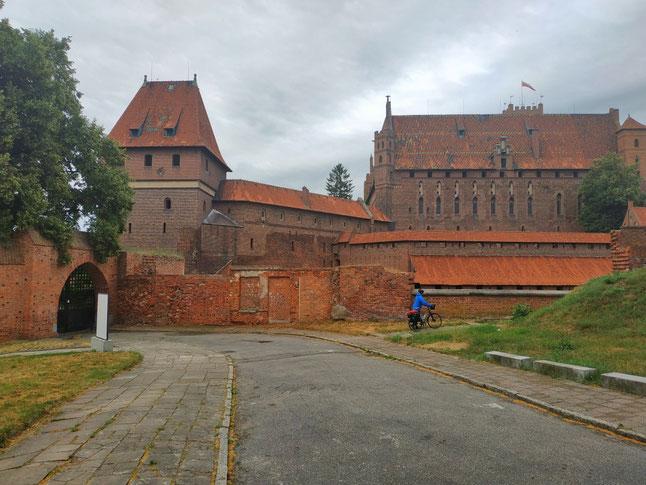 Auf holprigen Wegen durch Polen radeln