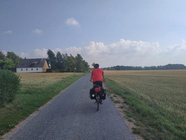 Radeln durch Dänemark