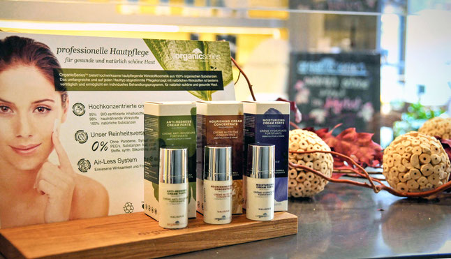 Premium Naturkosmetik, Herbstpflege, 100% organic