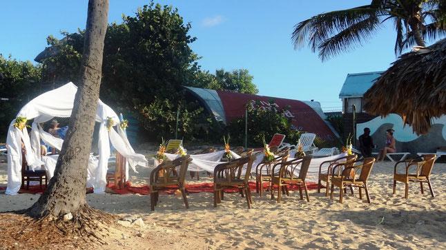 mal anders feiern in der Karibik