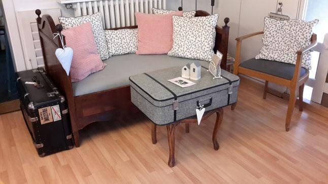 Chinderbett-Sofa verchauft