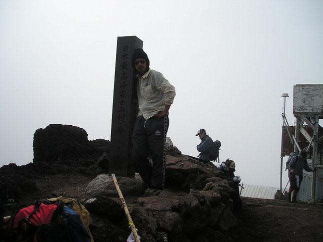 富士山山頂2017