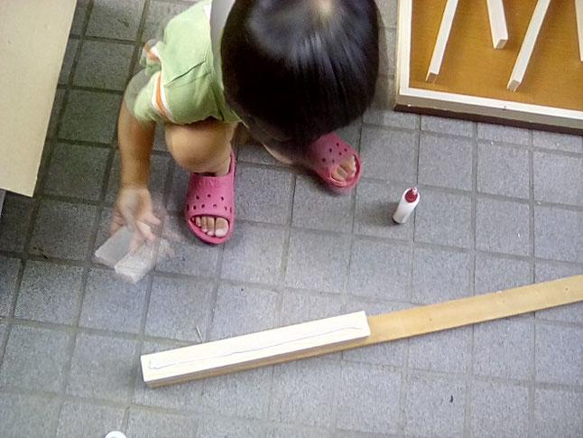 子供 木工用ボンド