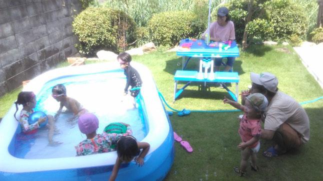 レジャープール 家庭用プール 子供用プール