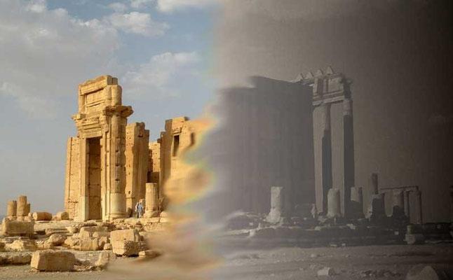 Temple de Bêl - Palmyre