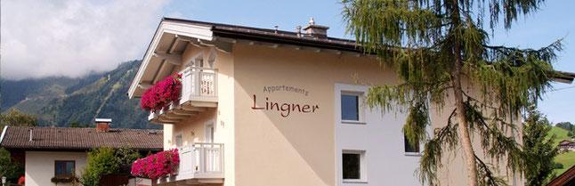 Impressum Appartement Lingner Kaprun