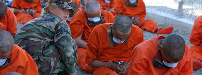 Scatto da Guantanamo