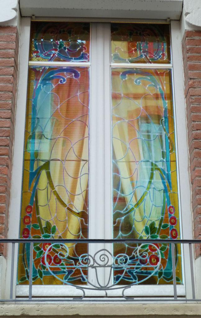 1923 - Cournac architecte et propriétaire.