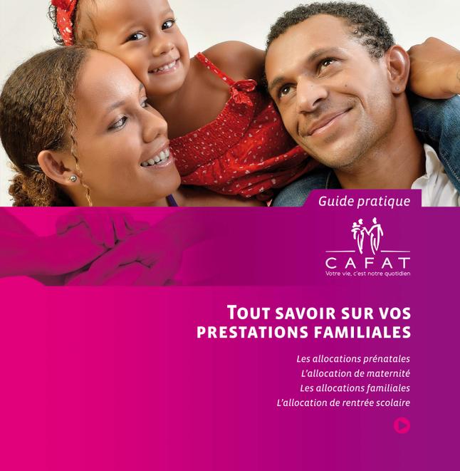 Réseau Périnatal de Nouvelle-Calédonie - Allocations familiales