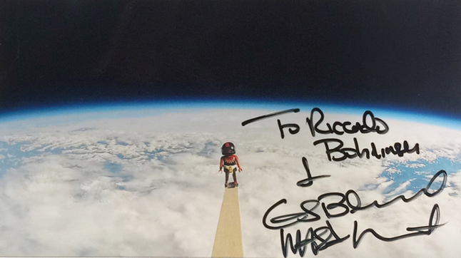 Guion Bluford (1942), retired Astronaut, 4 Space Shuttle missions (STS-8, STS-61-A , STS-39, STS-53), member of the US Astronaut Hall of Fame, Autograph by Mail