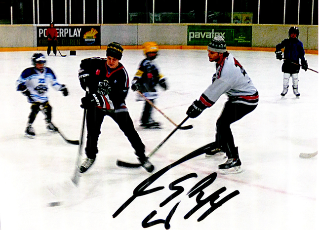 Rob Schremp Autograph Autogramm