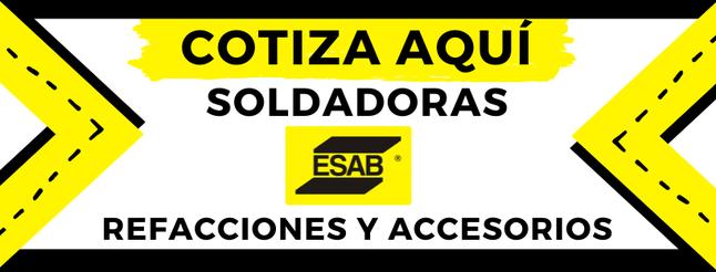 Soldadora ESAB México