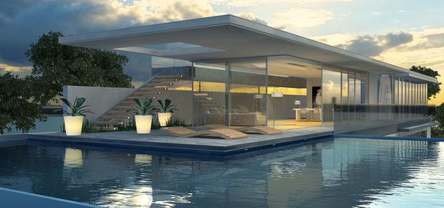sommerzeit ist badezeit der pool im eigenen garten das immobilienmagazin f r stuttgart und. Black Bedroom Furniture Sets. Home Design Ideas