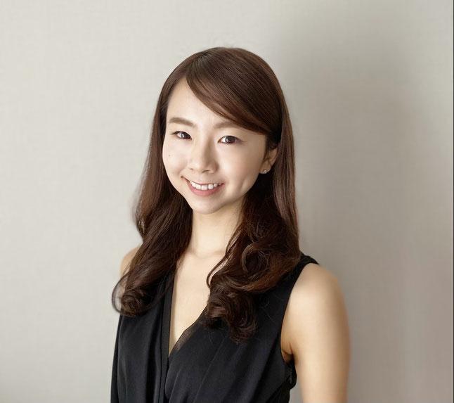 代表の武生玲奈氏の写真