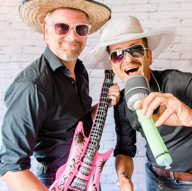 mix2max Hochzeitsband und Partyband Regensburg, Bayern